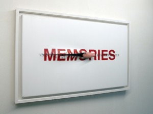 »memories« by anatol knotek