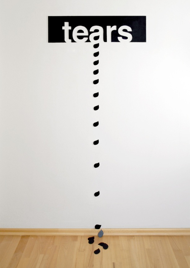 »tears« by anatol knotek