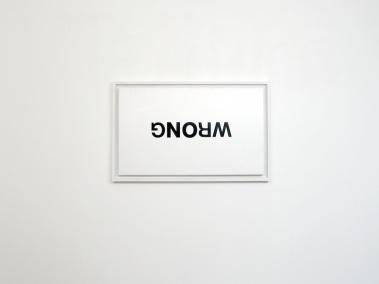 »wrong« by anatol knotek